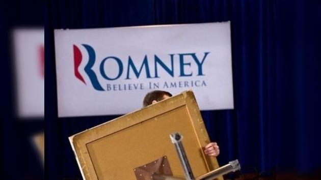 Romney: Ni Irán, ni Corea del Norte… Rusia es el adversario número uno de EE. UU.