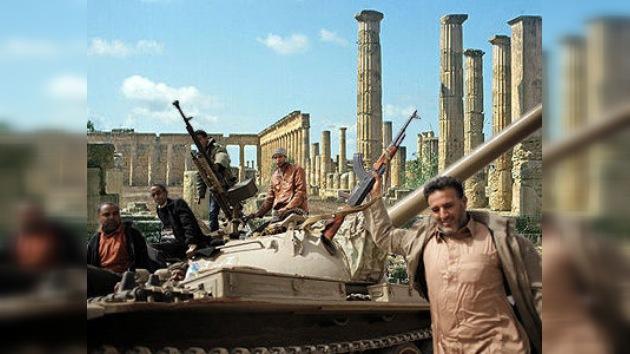 Disturbios en Libia, ¿una amenaza al patrimonio cultural de la humanidad?