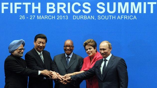 """El banco del BRICS pide paso: """"Las placas tectónicas de la geopolítica ya cambian"""""""