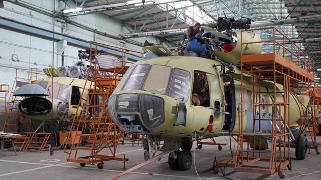 Rusia: Pese a la oposición del Congreso, el Pentágono quiere comprar helicópteros rusos