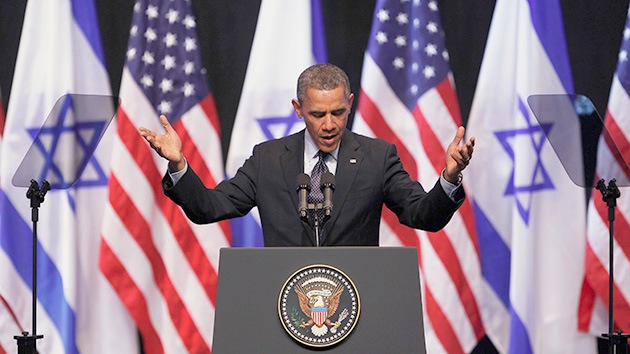 ¿Aplicará Obama sanciones contra Israel?