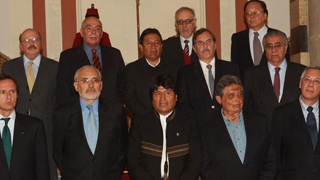 El Parlamento de Bolivia aprueba llevar a Chile ante el Tribunal de La Haya