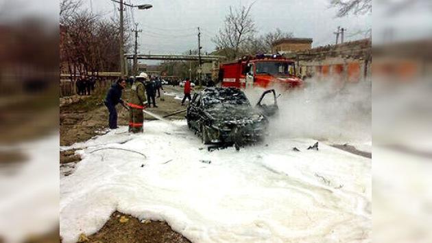 Dos potentes explosiones causan más de 10 muertos en una ciudad del Cáucaso