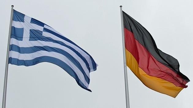 Grecia se atrinchera en el frente histórico y exige a Alemania reparaciones por la guerra