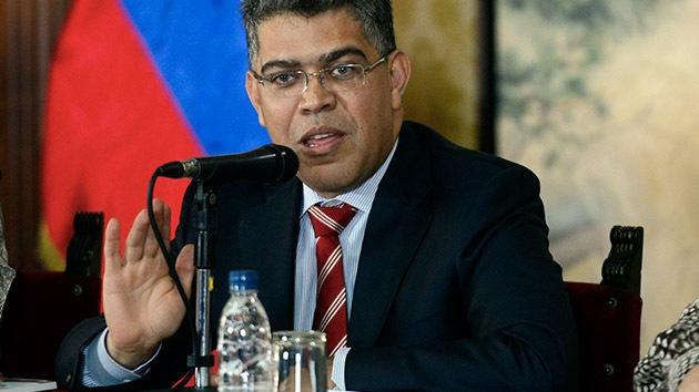 Venezuela denuncia intromisión de EE.UU. en sus asuntos internos