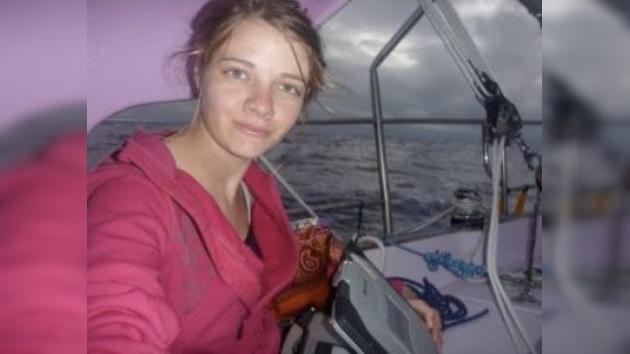 Jessica Watson a un paso del título de la navegante más joven del mundo
