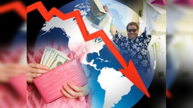 Gastar en lugar de ahorrar como protesta contra la crisis económica