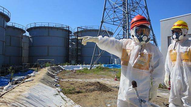 La radiación en Fukushima, por las nubes: Agua contaminada puede llegar a EE.UU. en 2014