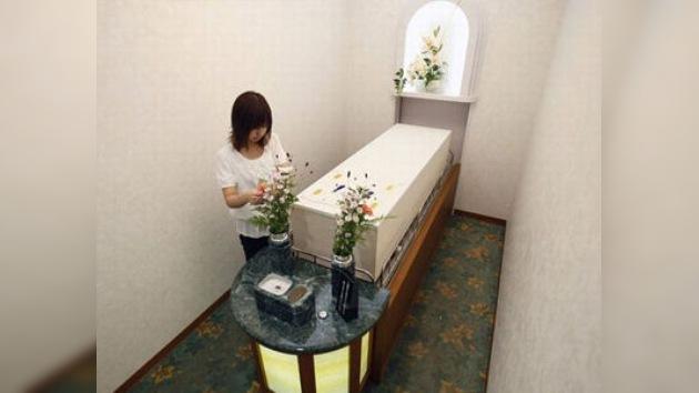 Un hotel para difuntos, nuevo nicho de mercado en Japón