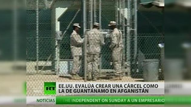 EE. UU. evalúa crear una cárcel como la de Guantánamo en Afganistán