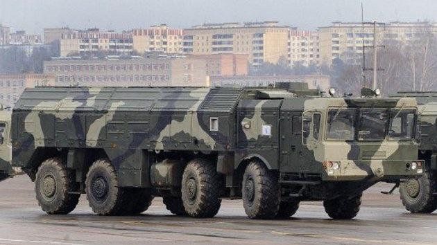 Iskander, el 'escudo' ruso contra EE. UU.