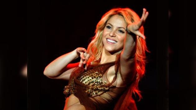 Shakira 'se establecerá'  en el Paseo de la Fama