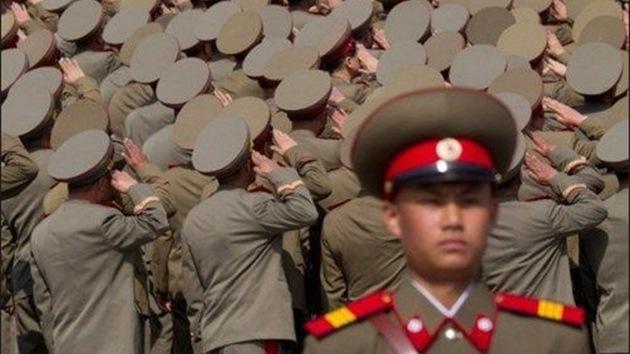 Corea del Norte anuncia que fortalecerá su Ejército