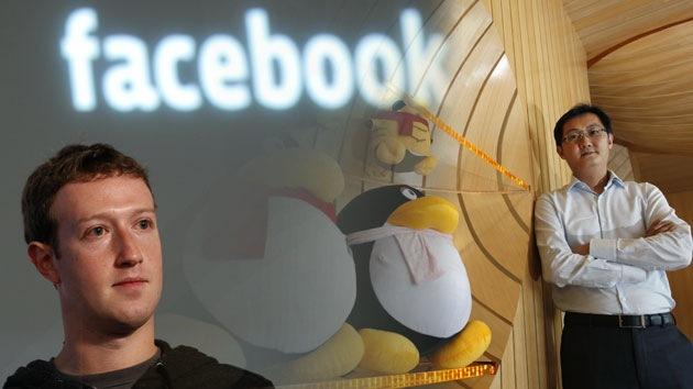¿Por qué Facebook debería temer de Tencent?