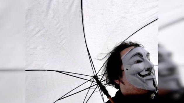 Los sitios gubernamentales de Panamá, nuevo objetivo de Anonymous