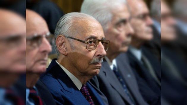 Finaliza en Argentina el proceso sobre Jorge Rafael Videla