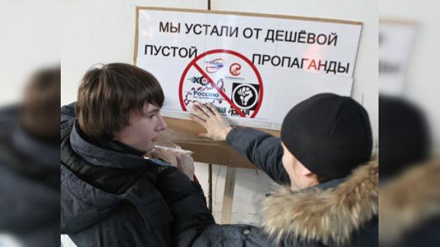 Rusia: disenso en las filas de la oposición, ¿revolución o reformas pacíficas?