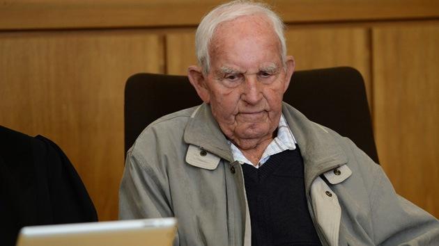 Exmiembro de las SS de 92 años será juzgado en Alemania