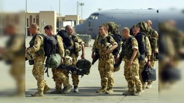 Reino Unido finaliza las operaciones militares en Irak