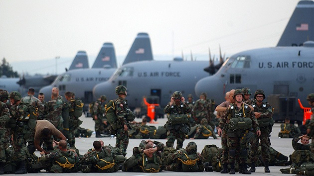 Tropas estadounidenses llegan a Polonia y a los países bálticos