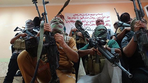 Infografía: 12.000 combatientes extranjeros luchan en las filas del Estado Islámico