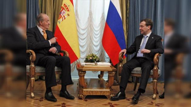 En San Petersburgo arranca el Año Dual de Rusia y España