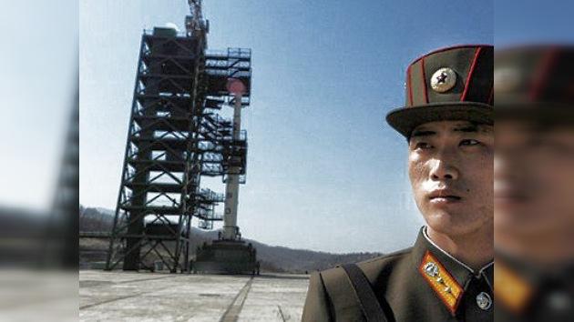Corea del Norte lanza su satélite a bordo de un misil