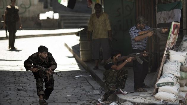 """""""EE.UU. presiona a Siria para atacar a Rusia"""""""