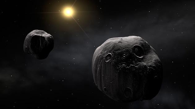 Un misterioso objeto de la nube de Oort se dirige al sistema solar