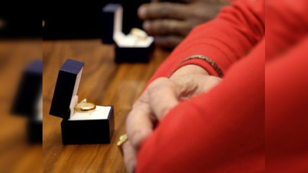 El gobernador de Nueva Jersey dice 'no' al matrimonio gay