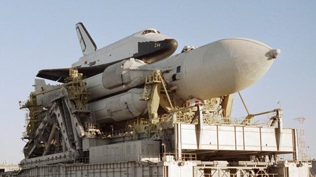 Rusia recupera la tecnología del cohete portador del transbordador espacial Burán