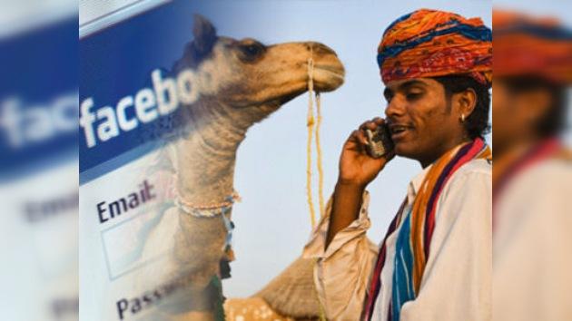 Un operador telefónico indio permite publicar mensajes de voz en Facebook