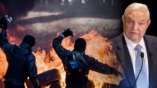 El magnate Soros admite su implicación en el golpe de Estado en Ucrania