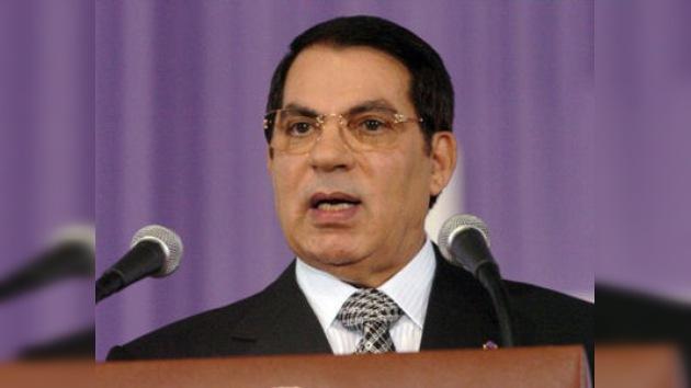 El juicio contra Ben Ali se iniciará el 20 de junio