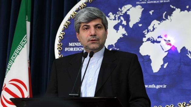 """Irán: """"Las nuevas sanciones de la UE son inhumanas e irracionales"""""""