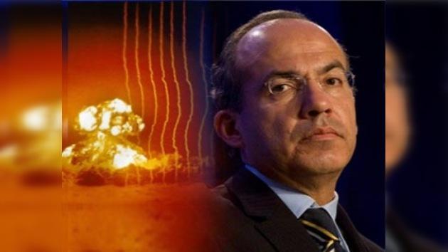 México se unirá a la Iniciativa Global contra el Terrorismo Nuclear