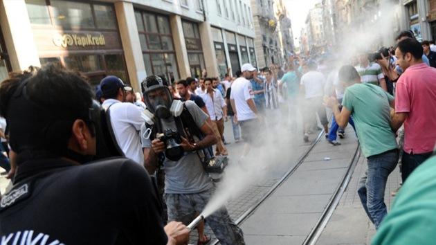 Un tribunal turco permite asolar el parque Gezi de Estambul