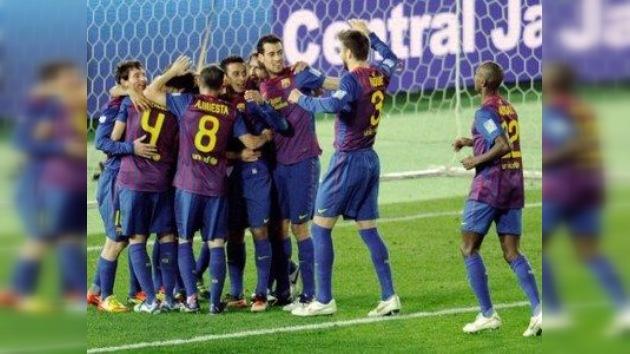 El Barça arrolla al Santos y se convierte en campeón del mundo