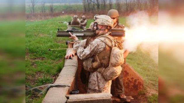 Los militares de EE. UU. que robaron un lanzamisiles, en el punto de mira de la Justicia