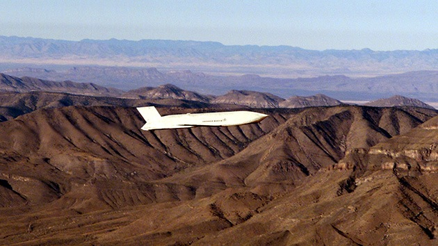 EE.UU. arma sus bombarderos con misiles de crucero de gran alcance