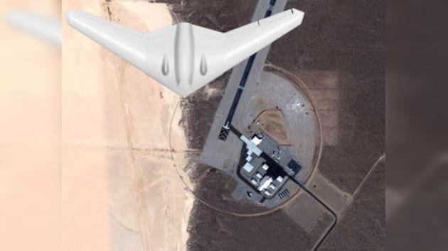 Google pone en el mapa la base donde se prueban drones como el abatido en Irán