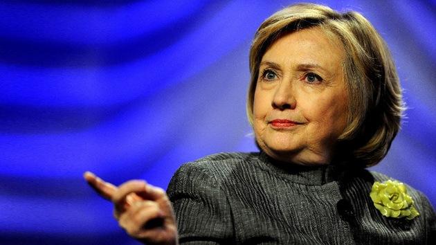 "Hillary Clinton sobre Putin: ""Hombres difíciles hacen tomar decisiones difíciles"""