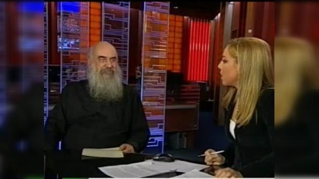Padre Innokenti habla sobre la Navidad rusa en entrevista exclusiva a RT
