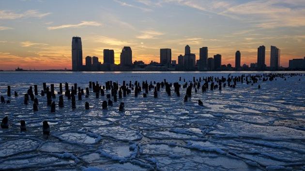El 'vórtice polar' de EE.UU., vinculado con el cálido invierno en la Rusia europea
