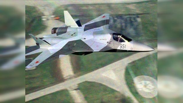 El caza ruso PAK FA, una amenaza para la supremacía aérea de EE. UU.