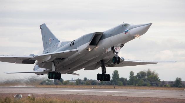 Arranca en Rusia un simulacro militar con participación de la aviación estratégica
