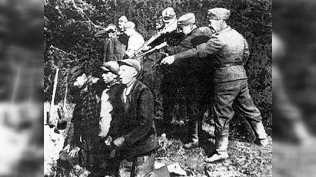 La vida bajo la ocupación militar nazi