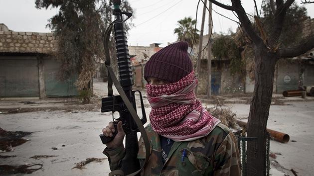 La CIA ya entrega armas a los rebeldes sirios
