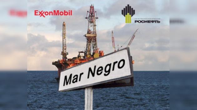 Rosneft invitó Exxon Mobil al mar Negro