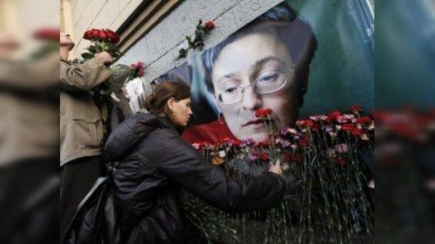 Presentan acusación contra un ex teniente de policía por el asesinato de Politkóvskaya